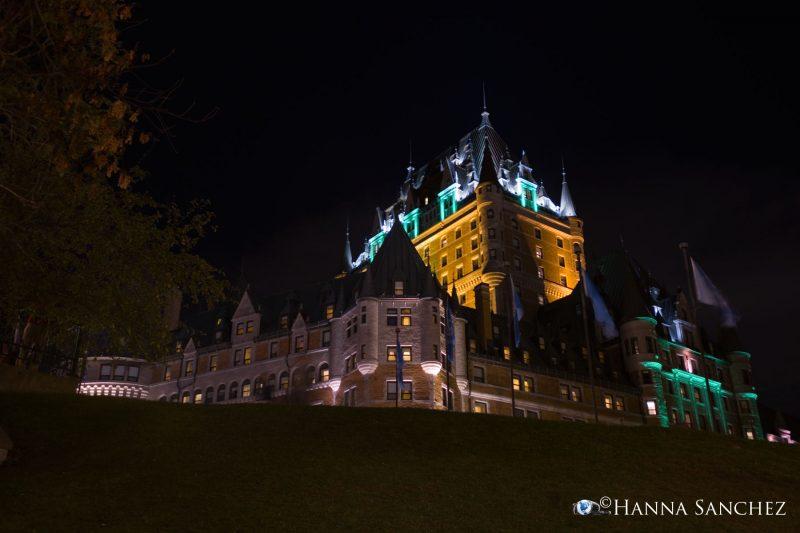 Quebec - Castello di Frontenac
