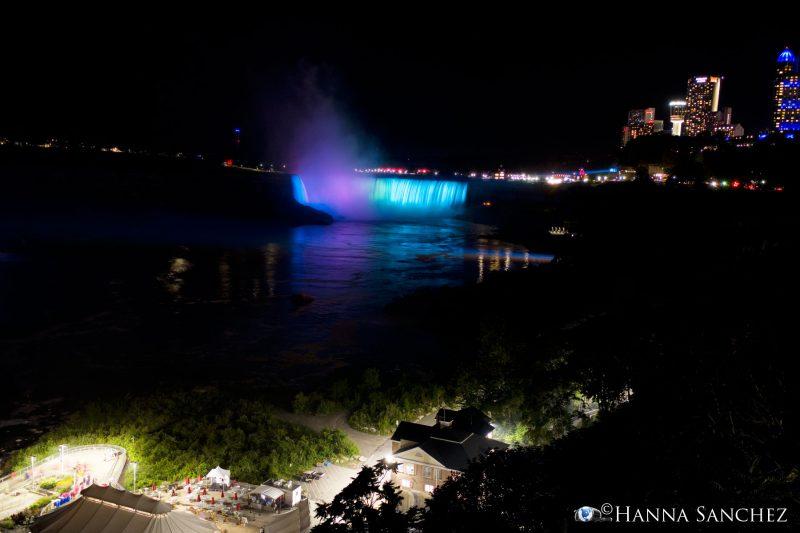 Horseshoe Falls - Canada