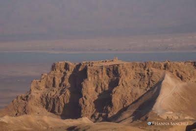 Masada - fortezza