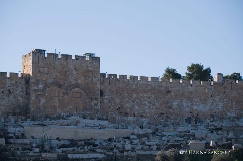 Mura di Gerusalemme - Porta d'oro