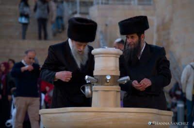 Rabbini - Muro del pianto