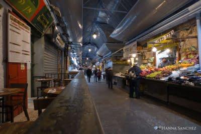 Mercato - Mahane Yehuda - Jerusalem