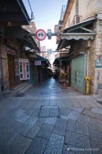 Quartiere Islamico - Souk