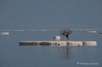 Mar Morto - Isola di Sale