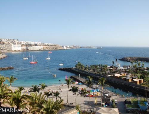 Gran Canaria – sud