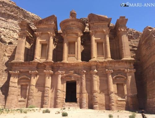 Deserto – Petra