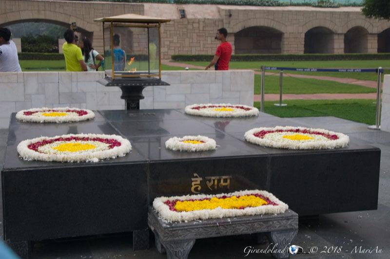 Nuova Delhi Mahatma Gandhi