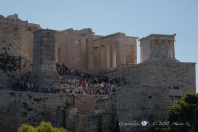 Entrata Acropoli