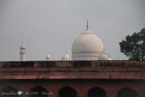 Taj Mahal - Ingresso