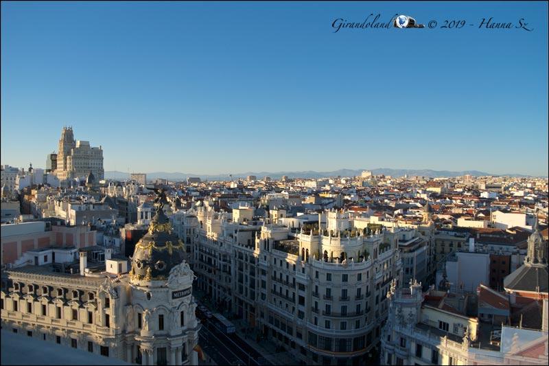 Passeggiare a Madrid