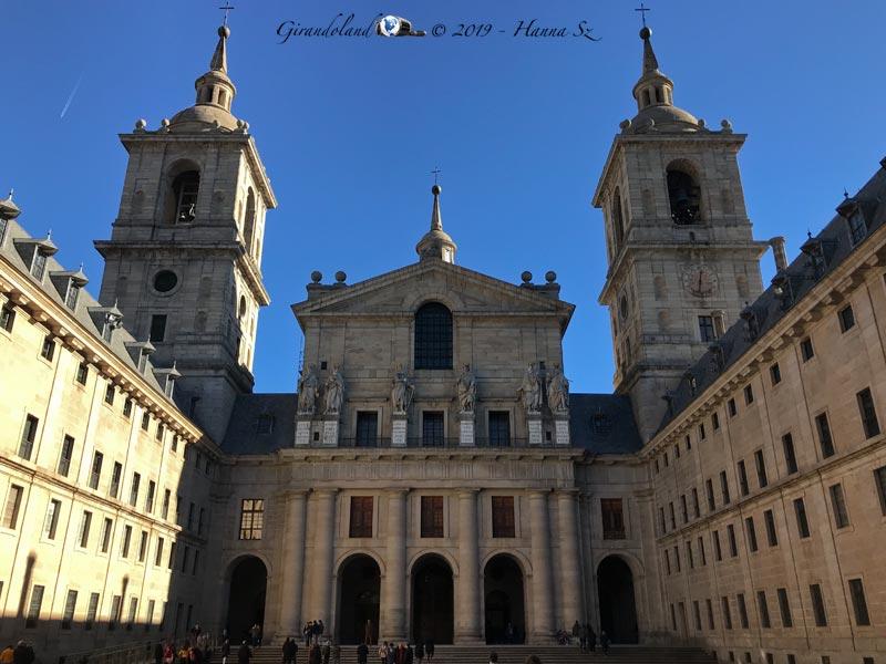 Basilica - El Escorial