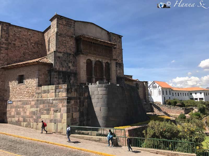 Cosa vedere a Cuzco? - Qorikancha