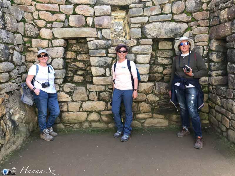 Machu Picchu - casa inka