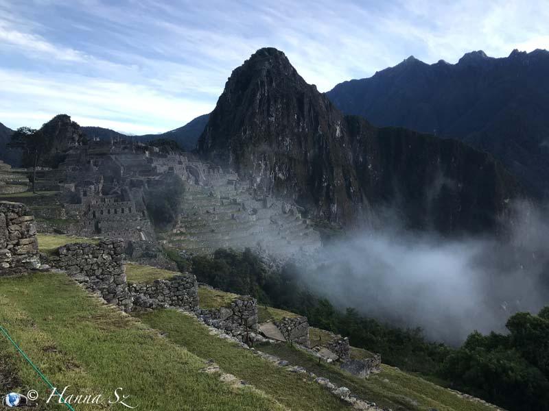 Machu Picchu santuario Inka