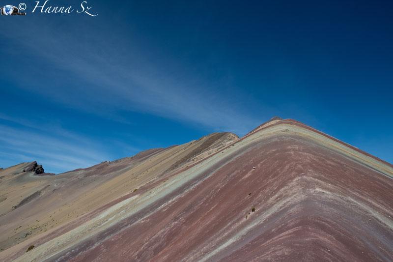Vinicunca le montagne arcobaleno