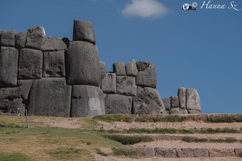 Sacsayhuaman - Mura