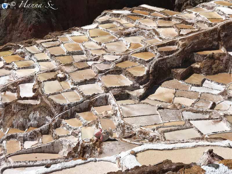 Salinas de Maras - vasche di sale