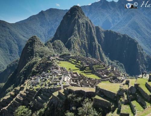 Machu Picchu el santuario Inka
