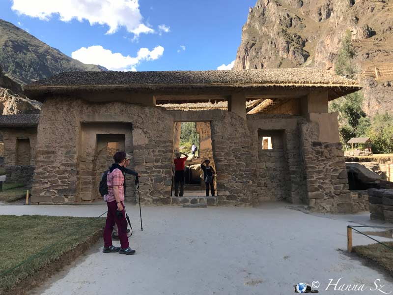 Valle Sacra degli Inkas - Ollantaytambo